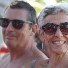Philippe & Leticia 是星級旅居主人。