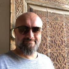 Notandalýsing Ahmet