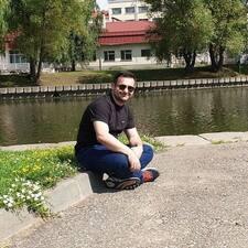 Mehmet Ertan的用戶個人資料