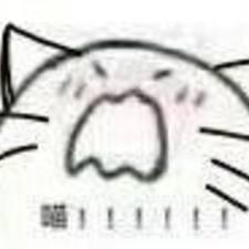 Xinyue felhasználói profilja