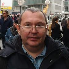 Perfil do usuário de Вячеслав