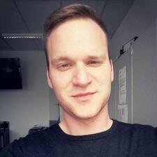 Fisnik - Uživatelský profil