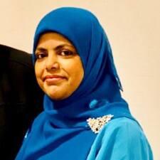 Profilo utente di Hamida