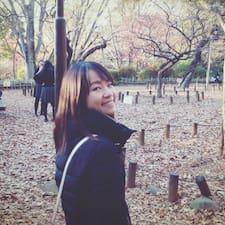 Horiguchi felhasználói profilja