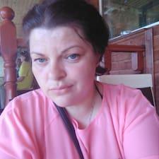 Ольга的用戶個人資料