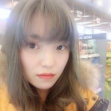 Perfil do usuário de Minji