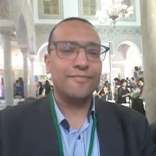 Oussama felhasználói profilja