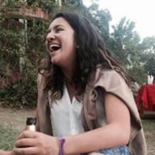Lucía - Uživatelský profil