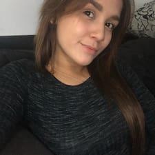 Perfil do utilizador de Maria Jose