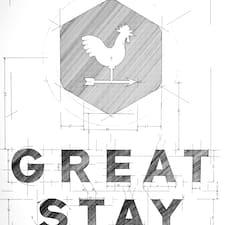Perfil de usuario de GreatStay