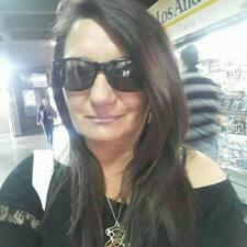 Liliana Mabel felhasználói profilja
