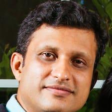 Profil Pengguna Prakash