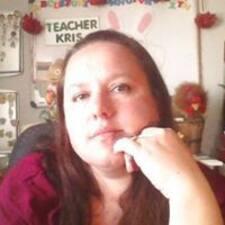 Kris felhasználói profilja