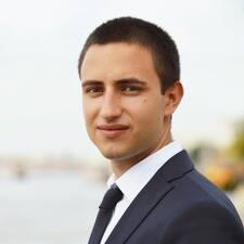 Profil utilisateur de Dimitar