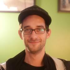 Frithjof felhasználói profilja