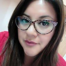 Anabela felhasználói profilja