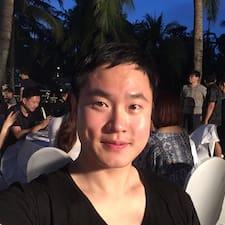 Profil utilisateur de Jangwon