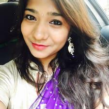 Profil utilisateur de Madhuri