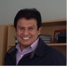Perfil do utilizador de Carlos