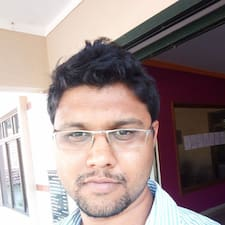 Användarprofil för Ashwin