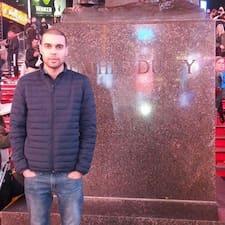 Ismail的用戶個人資料