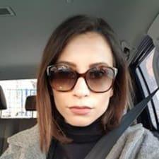Perfil do utilizador de Gabriela Matei