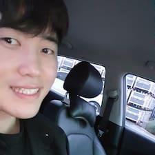 Eunsung felhasználói profilja