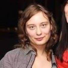 Användarprofil för Valeriya