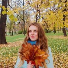 Екатерина Brugerprofil