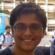 Gebruikersprofiel Manish