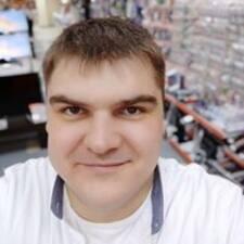 Профіль користувача Сергей