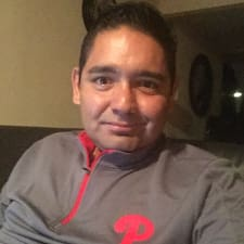 Gebruikersprofiel Cesar Augusto