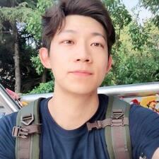 Perfil do usuário de 정근
