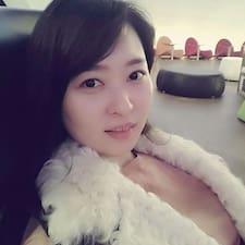 Ha Kyung felhasználói profilja
