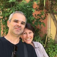 Henkilön Nadine & Didier käyttäjäprofiili