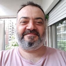 Profil Pengguna Esteban Javier