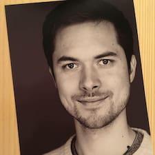 Sebastian felhasználói profilja