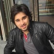 Talha User Profile