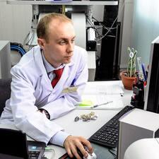 Henkilön Вячеслав käyttäjäprofiili