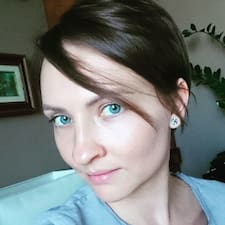 Nutzerprofil von Evgeniya