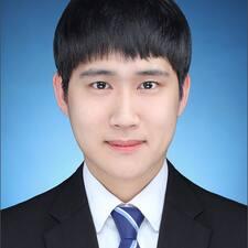 Användarprofil för JINYOUNG