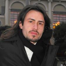 Valerio Brukerprofil