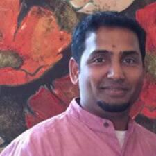 Murali felhasználói profilja