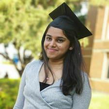 Priyanka User Profile