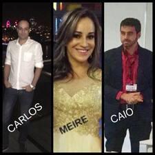 Профиль пользователя Carlos/Meire/Caio
