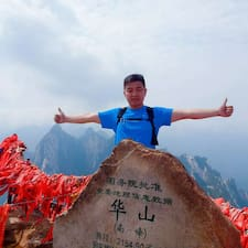Användarprofil för 郜现波