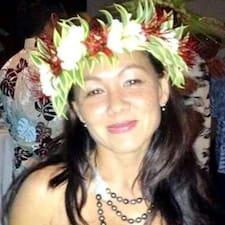 Laina Tahiti felhasználói profilja