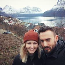 Henkilön Joanna & Marcin käyttäjäprofiili