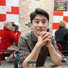 Seunghoo felhasználói profilja