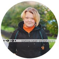 Nutzerprofil von Evgeniia